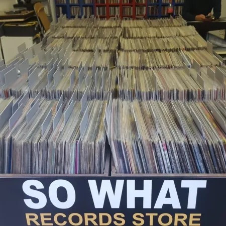SoWhat Records | Music Store Torino